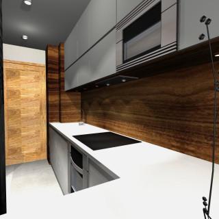 mała kuchnia galeria