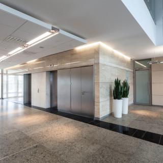 nowoczesne biuro aran¿acja