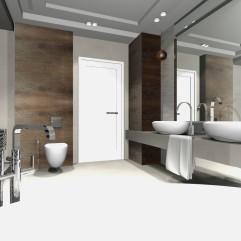 liliowa łazienka 10