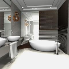 liliowa łazienka 7