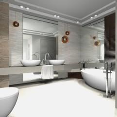 liliowa łazienka 8