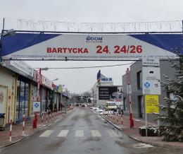 Bartycka – centrum wyposażenia wnętrz