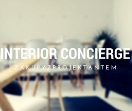 Interior Concierge, czyli zakupy z projektantem