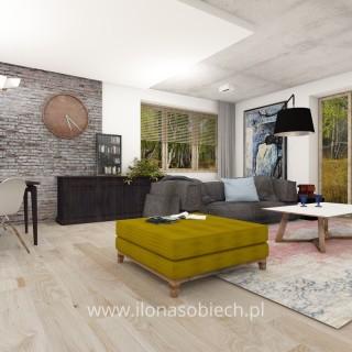 aranżacja mieszkania w stylu vintage